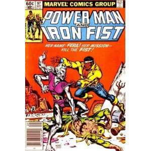 Power Man & Iron Fist, Edition# 97 Marvel Books