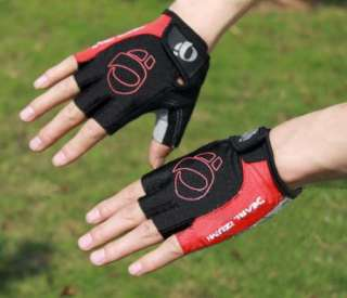 Cycling Bike Cycling Bicycle Antiskid Wearable Half Finger Gloves