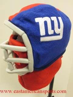 New York Giants NFL Hat Cap Ultimate Helmet Neck Face Warmer Winter