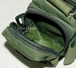 SWAT MOLLE TACTICAL UTILITY WAIST HAND BAG POUCH 31233