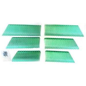 Screen Kit Arctic Cat Candy Green Automotive
