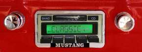 USA 630 1964 64 Ford Mustang Stereo Radio & 6 Disc CD Changer