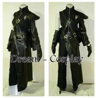 Final Fantasy VII Advent Cloud Strife Cosplay costume