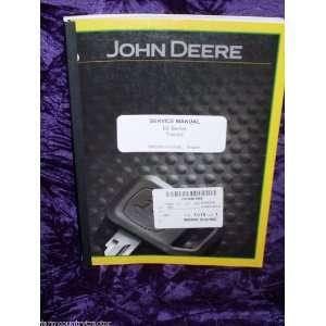 John Deere 60 Series Tractor OEM Service Manual John Deere Books
