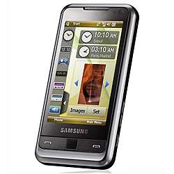 Samsung i900 Omnia Unlocked GSM Cell Phone