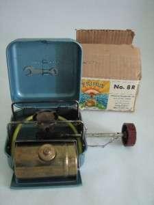 Primus 8R Gasoline Fuel Stove Sweden Backpacking Single Burner