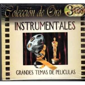 Coleccion De Oro Instrumentales Grandes Temas De