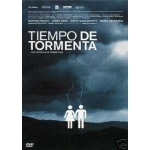 Tiempo de tormenta Maribel Verdú, Jorge Sanz, Darío