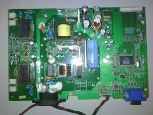 Repair Kit, DELL e196fpf, LCD Monitor, Capacitors 729440707637
