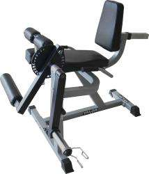 CC 4 Valor Fitness Leg Curl/ Extension Machine  Overstock