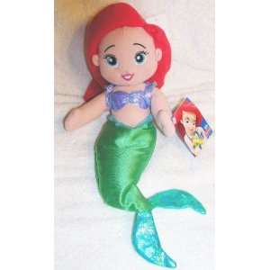 Disney Little Mermaid 12 Ariel Doll: Toys & Games