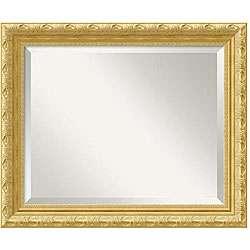 Versailles Gold Framed Mirror