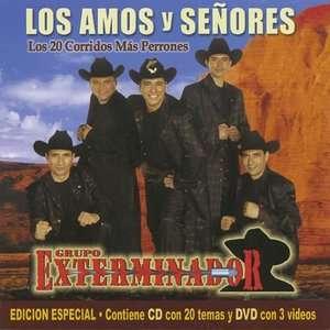 Walmart Los Amos Y Senores Los 20 Corridos Mas Perrones (Special