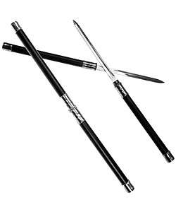 Ares Dual bladed Twin Short Sword Set