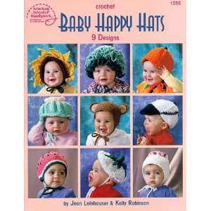 Baby Happy Hats (9780881958454): Jean Leinhauser, Kelly