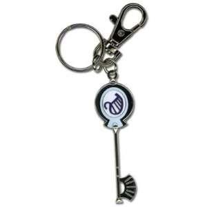Fairy Tail Lyra Key Metal Keychain