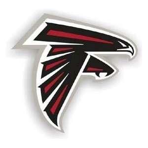 Atlanta Falcons 12 Right Logo Car Magnet Sports