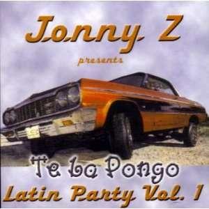 Te Lo Pongo: Jonny Z: Music