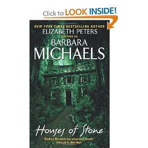 Houses of Stone (9780061582998) Barbara Michaels Books
