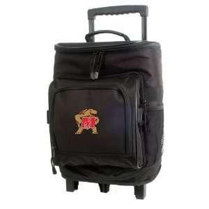 Mercury Luggage Maryland Terrapins Ripstop Small Wheeled