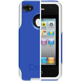 Otterbox Commuter Series Case Blue/White iPhone 4 4G 660543008460