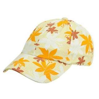 Low Profile Flower Cap Gold W19S18D Clothing
