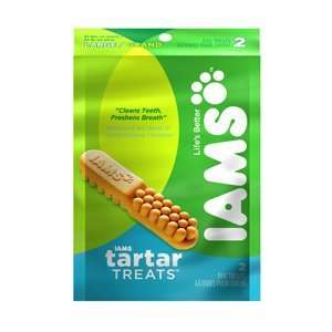 Iams Tartar Treats Entry: Grocery & Gourmet Food