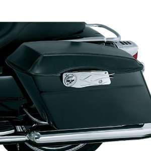 Chrome Plated Accents for 1993 2010 Harley Davidson Touring models