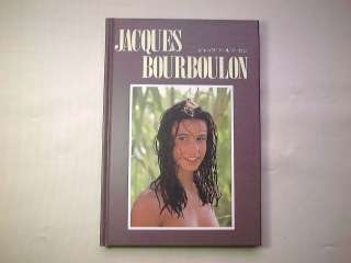 JACQUES BOURBOULON Art photo book Vol.1 / From Japan