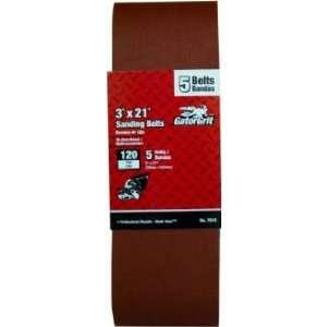 3X18 50G Sand Belt 7034 Sander   Grinder Accessories Home Improvement