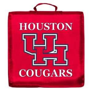 Houston Cougars Team Logo Stadium Cushion  Sports