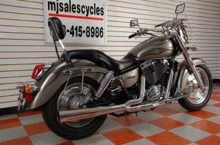 HONDA : VT1100C2 SHADOW SABRE LOADED HONDA : VT1100C2 SHADOW SABRE