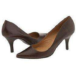 Steve Madden Extreemm Brown Leather Pumps/Heels