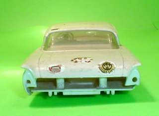 Mercury Parklane Hardtop Annual Original NASCAR Stock Car Built Parts