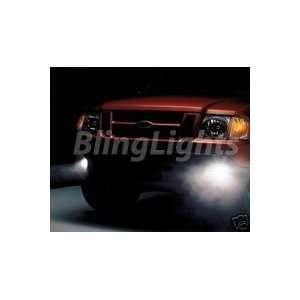 1999 2005 Ford Explorer & Sport Trac Fog Lamps lights