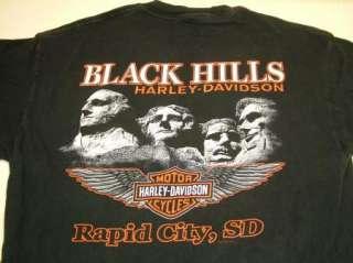 2003 HARLEY DAVIDSON t shirt STURGIS M
