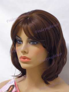 NEW Top Quality Synthetic Full wig GLS104