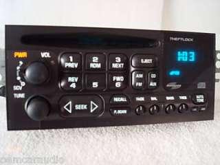Chevy Camaro Radio CD Player Monsoon 99 2000 01 02