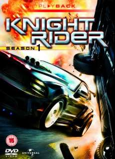KNIGHT RIDER (2008) SERIES 1 COMPLETE FIRST SEASON DVD 5050582579352
