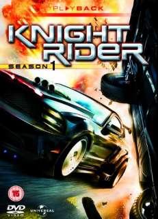KNIGHT RIDER (2008) SERIES 1 COMPLETE FIRST SEASON DVD 5050582579352