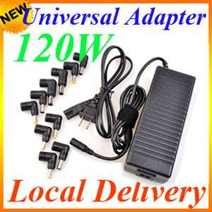 TOSHIBA 120W 120 Watt Global Universal AC Adapter CHARGER 19V NEW