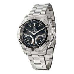 Tag Heuer Mens Aquaracer Stainless Steel Kinetic Watch