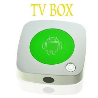 Full HD 1080P Android2.2 WIFI TV Box Media Player with SD/HDMI/AV/RJ45