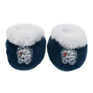 Connecticut Huskies Baby Bootie Slipper: Sports & Outdoors