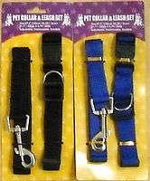 Matching Collar & Leash Set (Small & Medium Dogs) US SELLER