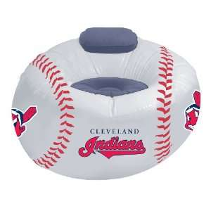 MLB Cleveland Indians Inflatable Air Chair: Sports