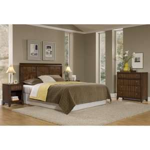Home Styles Paris Headboard, Nightstand & Chest Furniture