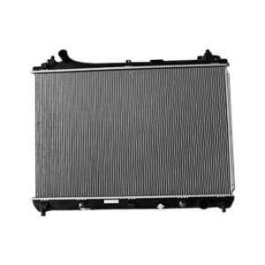 TYC 2920 Suzuki Grand Vitara 1 Row Plastic Aluminum Replacement