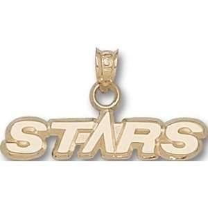 Dallas Stars NHL Stars Pendant (14kt)