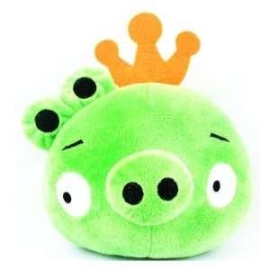 Angry Birds Soft Plush Doll S10 8 inch   Green Toys